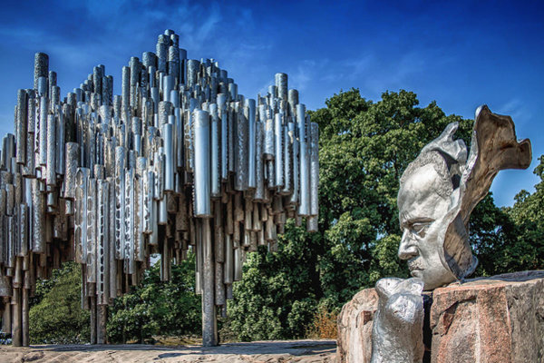Sibelius Monument and Park